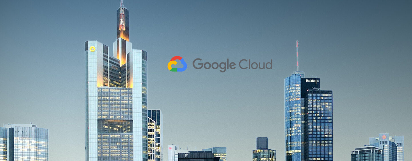 Commerzbank Signs on Google Cloud for Its Cloud Transformation Plans