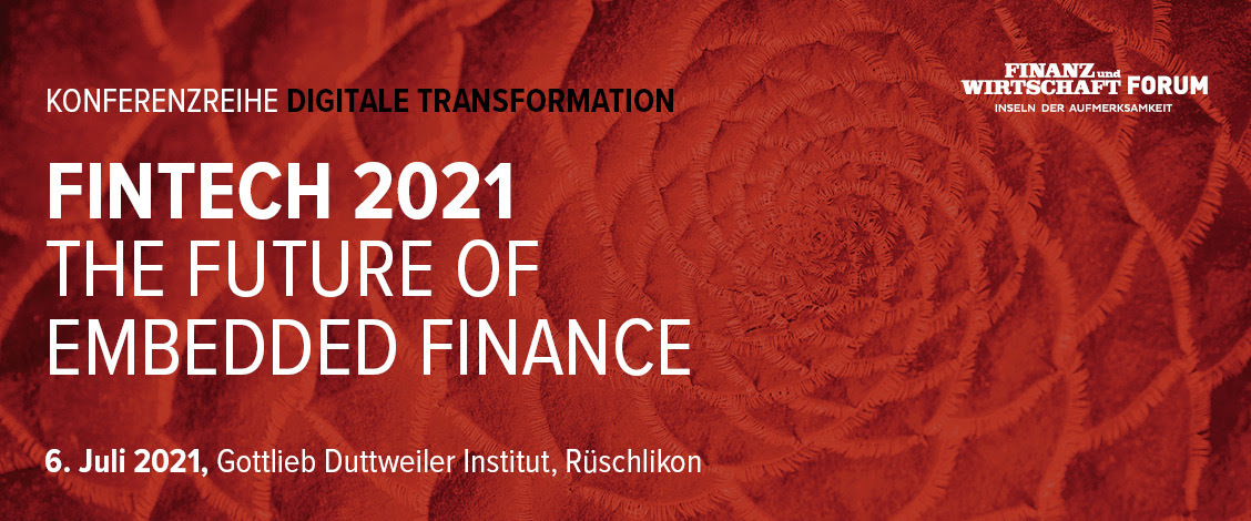 FinTech 2021 - The Future of Embedded Finance