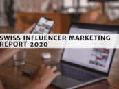 Swiss Influencer Marketing Report 2020 – Top 7 Insights