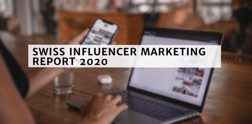 Swiss Influencer Marketing Report 2020 – Top 7 Insights