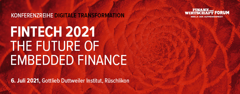 Fintech 2021: The Future of Embedded Finance