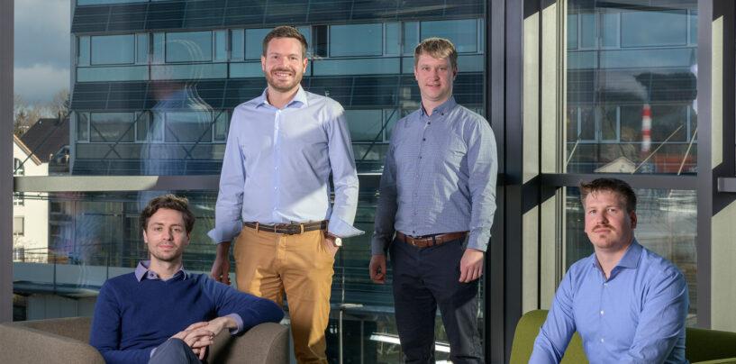 Kaspar& holt Ex-Twint-CEO an Bord und schliesst erste Finanzierungsrunde ab