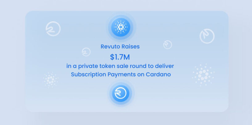Revuto's Latest $1.7 Million in Funding to Aid Subscription Mgt and Payment Simplification