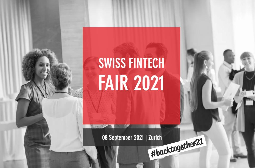 Swiss Fintech Fair 2021