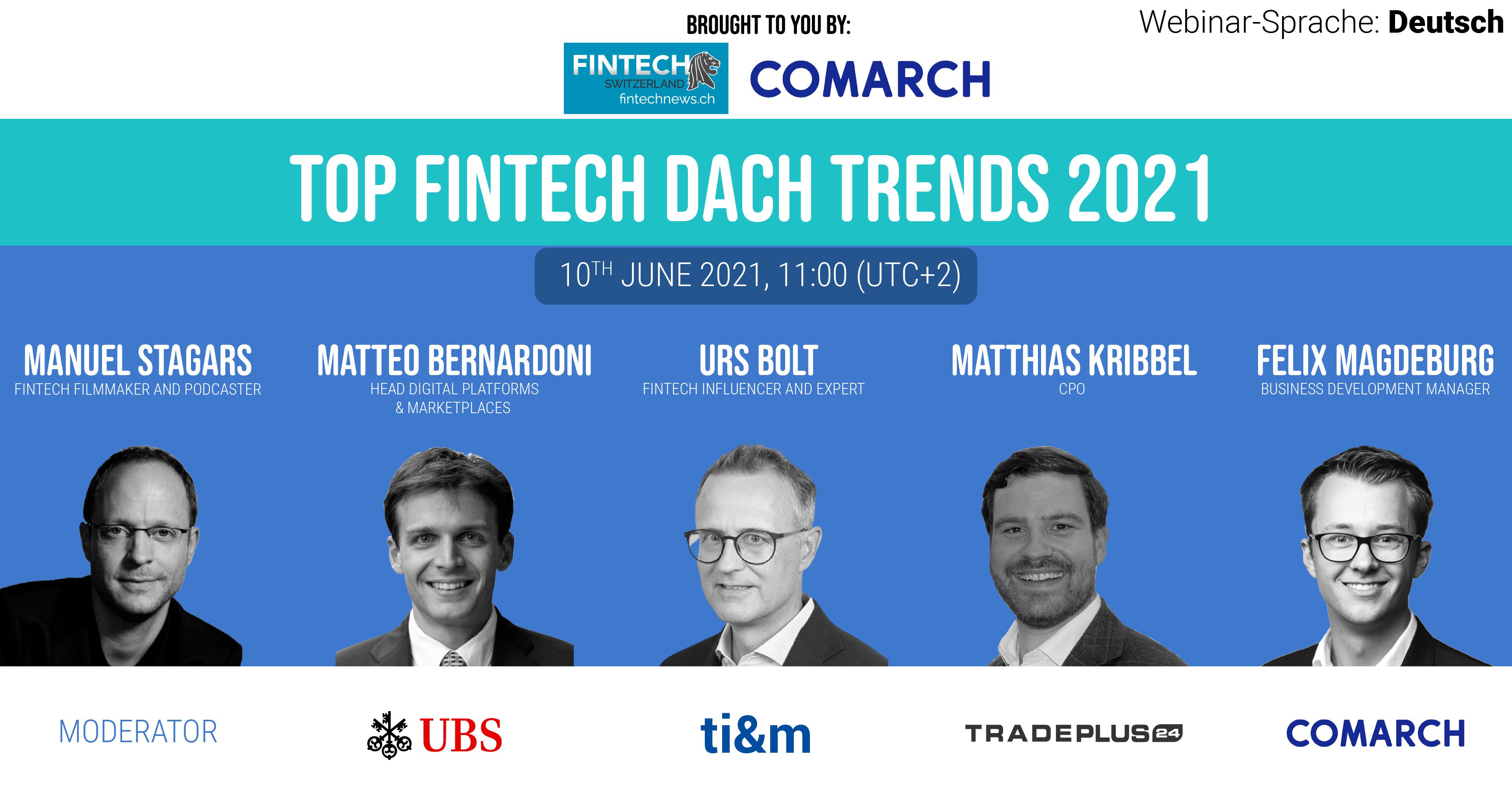 Top Fintech DACH Trends 2021-1