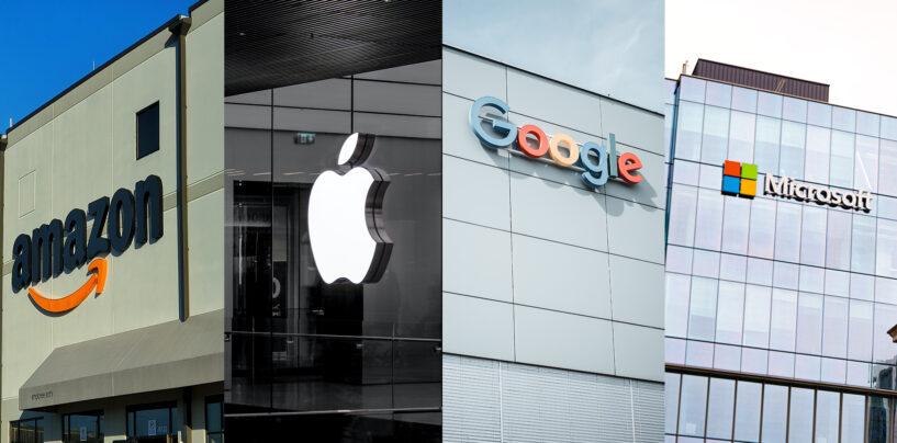 Handels 1×1 für Aktien der grossen Tech-Unternehmen
