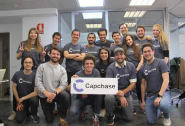 Capchase Secures $125 Million Funding to Launch Financing for Tech Companies