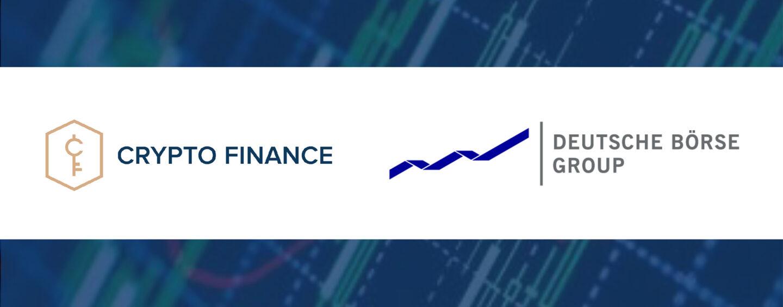 Deutsche Börse Group Acquires Majority Stake in Crypto Finance AG