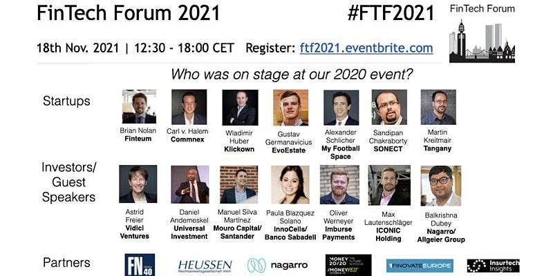Fintech Forum 2021