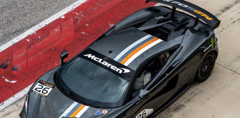 McLaren Inks Deal With Tezos as Official Blockchain Partner, Creates NFT Fan Platform