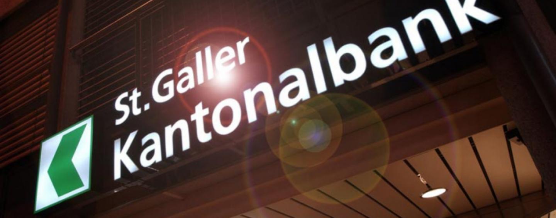 St. Galler Kantonalbank Goes Live With CREALOGIX's Hybrid Platform