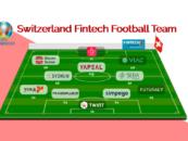 The EURO 2021 Swiss Fintech National Football Offense Team