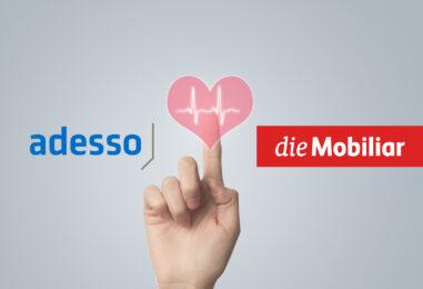 adesso unterstützt die Mobiliar -Versicherung bei der Digitalisierungsstrategie