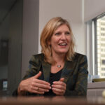 Colleen Ostrowski, Visa's Global Treasurer