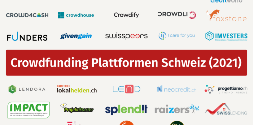 Crowdfunding Skyrockets in Switzerland Amid COVID-19 Support Campaigns