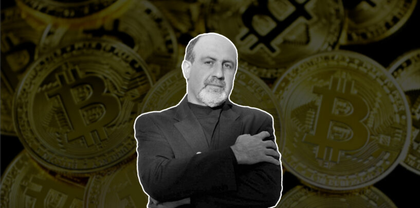 Nassim Taleb Now Calls Bitcoin Worthless, Too Volatile to be a Useful Currency or Store of Value