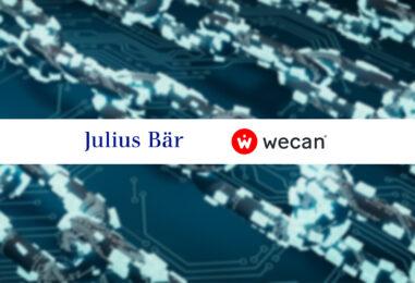 Julius Baer Taps Wecan Comply's Blockchain-Based Compliance Platform