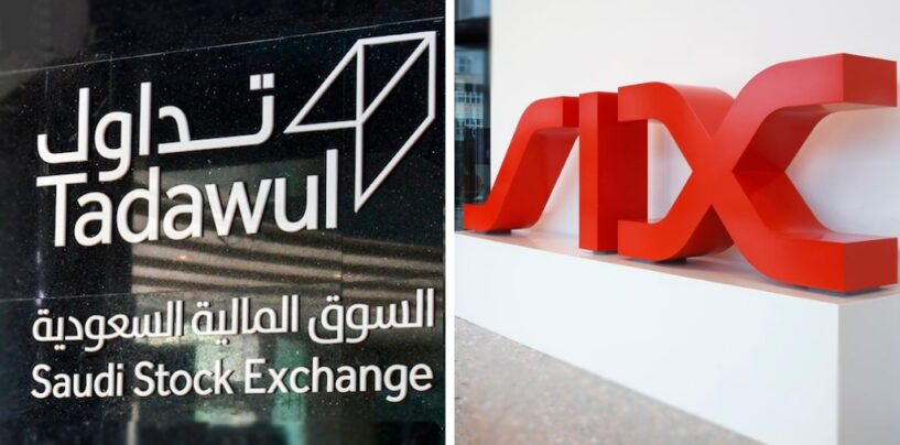 SIX Signed an MoU With Saudi Stock Exchange Tadawul for Future Cooperation
