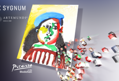 Sygnum Bank and Artemundi Tokenise a Picasso Worth CHF 4 Million