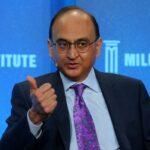 Vasant Prabhu, CFO of Visa