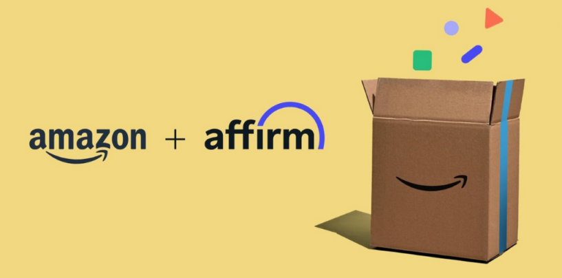 Amazon Taps Affirm to Offer BNPL Payment Option at Checkout
