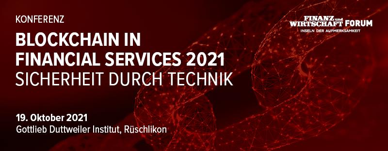 Blockchain in Financial Services 2021